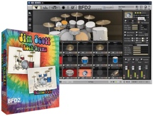 Platinum Samples Jim Scott Drums Volume 1 and 2