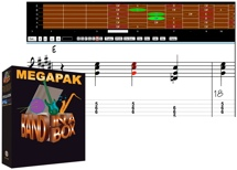 PG Music Band-In-A-Box MegaPAK for Mac