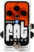 Pigtronix Bass FAT Drive Overdrive/Distortion