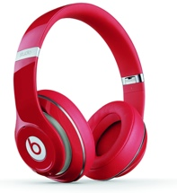 Beats Studio Headphones (Red)