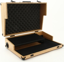 BoiceBox T-21HT Bamboo Pedal Board with Lid (21