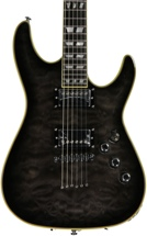 Schecter C-1 Custom (See-Thru Black)