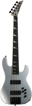 Jackson David Ellefson Concert Bass Rust in Peace 20th Anniversary LTD (5 String Silver)