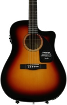 Fender CD-60CE (Sunburst)