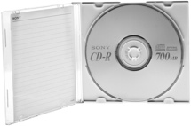 Sony CD-R 10-disc Pack