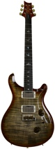 PRS Custom 24 Macassar Ebony Fretboard (Burnt Maple Leaf,  Old School B)