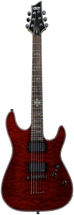 Schecter Damien Elite-6 (Crimson Red)