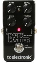 TC Electronic Dark Matter Distortion