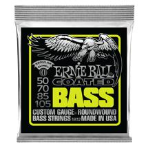 Ernie Ball 3832 Coated Regular Slinky Bass Strings (.050-.105)