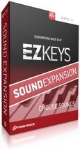 Toontrack EZ Keys Sound Expansion