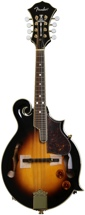 Fender FM-63SE Mandolin (Sunburst, Acoustic/Electric)