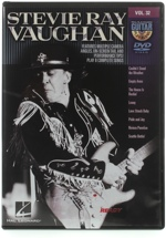 Fretlight Ready Video: Stevie Ray Vaughan Vol. 32