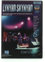 Fretlight Ready Video: Lynyrd Skynyrd Vol. 33