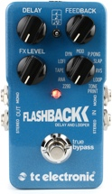TC Electronic Flashback Delay and Looper Pedal