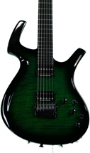 Parker Fly Mojo Flame (Trans Green Burst)