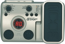 Zoom G1XN Multi Effects Pedal