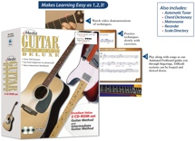 eMedia Guitar Method Deluxe