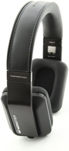 Monster Inspiration Noise Isolating Over-ear Headphones (Passive Noise Isolating, Black)