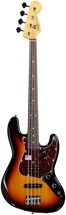 Fender American Vintage '62 Jazz Bass (3-Color Sunburst)