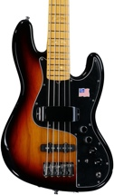 Fender Marcus Miller Jazz Bass V (3-Color Sunburst)