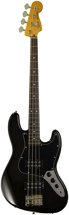 Fender Modern Player Jazz Bass (Transparent Black)