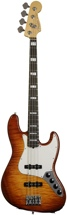 Fender Select Active Jazz Bass (Rosewood, Tobacco Sunburst)