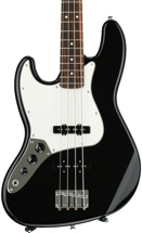 Fender Standard Jazz Bass (Black Lefty)