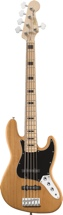 Squier Vintage Modified Jazz Bass (Natural 5-String)