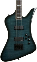 Jackson JS3 Kelly Bird IV (Transparent Blue Burst)