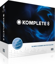 Native Instruments Komplete 8 (Standard Version)
