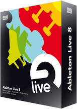 Ableton Live 8.2 Upgrade from Live 7