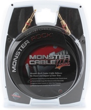 Monster Rock Instrument Cable (21' Straight-to-Straight)