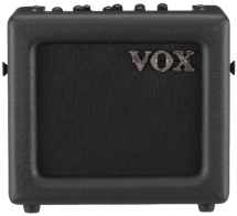 Vox MINI 3 3 Watt Battery Powered Modeling Amp (Black)
