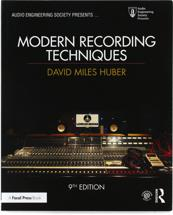 Focal Press Modern Recording Techniques - 7th Edition
