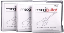Moog Light Gauge Guitar Strings 3-pack (Light 09-46 3-Pack)