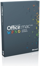 Microsoft Office:mac 2011 Home and Business (Home & Business - 1-License)