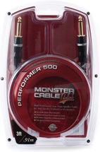 Monster Performer 500 Speaker Cable (3')