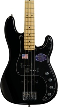 Fender American Deluxe Precision Bass (Black)