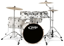 PDP X7 Series 7-Piece Shell Pack (Pearlescent White)