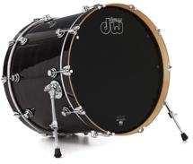 DW Performance Series Kick Drum (Ebony Stain 18