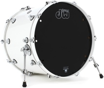 DW Performance Series Kick Drum (Ice White 18