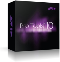 Avid Pro Tools 10 (Upgrade from PT9)