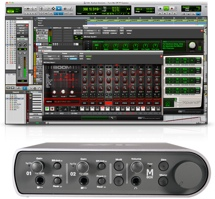 Avid Mbox with Pro Tools Express