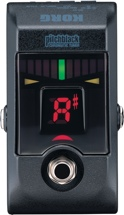 Korg Pitchblack Tuner Pedal (Black Chrome)