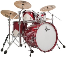 Gretsch Drums Limited Edition Renown '57 5-Piece Shell Pack (Motor City Red)
