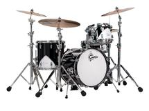 Gretsch Drums Renown '57 4-piece Shell Pack (Motor City Onyx)