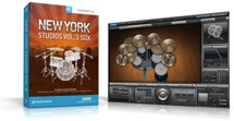 Toontrack New York Studios Vol. 3 SDX (boxed)