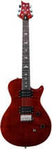 PRS SE Singlecut Tremolo (Scarlet Red with Birds)