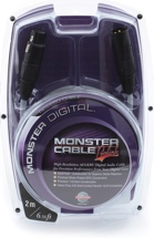 Monster Digital AES/EBU Cable (2 Meter)