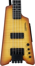 Steinberger XS-1FPA Custom (Transparent Amber)